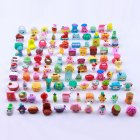 Fruit Family Plastic Small Toys