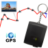 GPS Receiver   Data Logger   Photo Tagger  Keychain Edition    A flexible GPS device that conveniently combines a receiver  data logger and photo tagger