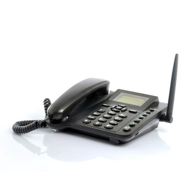 Wireless Quadband GSM Desk Phone