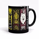 Game of Thrones Mug Heat Sensitive Color Mug