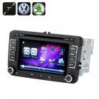 Buy 2 DIN Car DVD Player - 7 Inch Screen,GPS, Bluetooth, Region Free, FM Radio, VW + Skoda Cars