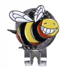 Golf Ball Clip Delicate Craft Markers Unique Animal Pattern Markings Golf Cap Clip  bee