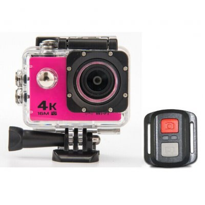 HD 4K WIFI Action Camera Pink