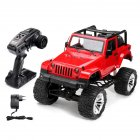 HG P405 P406 1/10 2.4G 4WD RC Car for JEEP Electric Climbing Rock Crawler RTR Model P406
