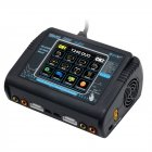 HTRC T240 RC Battery Charger AC 150W DC 240W Touch Screen Dual Channel Balance Charger U.S. regulations