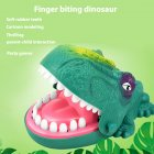 Hand Finger Biting Dinosaur Toy Parent-child Interactive Trick Game Funny Joke Prank Gift