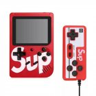 Handheld Game Console Portable Gameboy Box Arcade Classic Video Game Handle Retro Design Red
