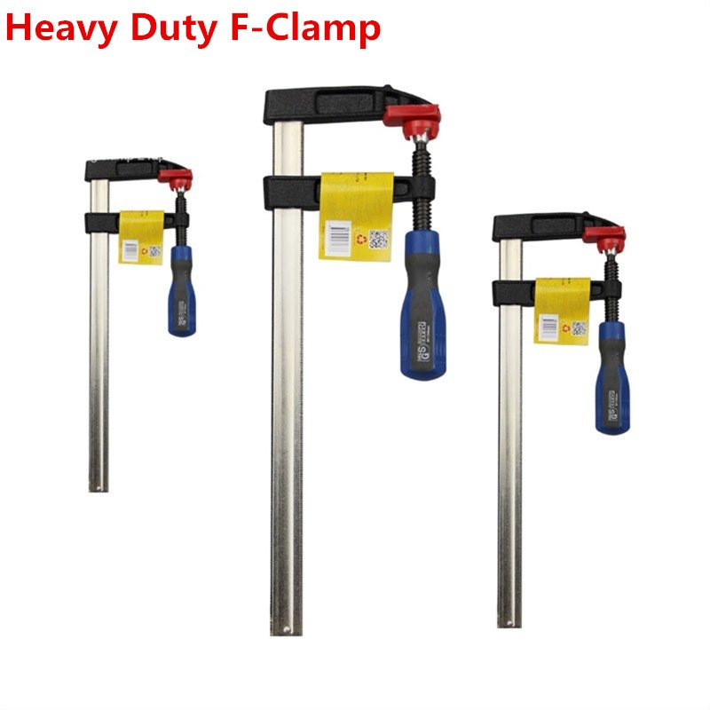 Heavy Duty F-Clamp 5*30 CM