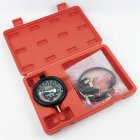 High Precision Car Engine Vacuum Pressure Gauge Meter For Fuel System Vacuum System Sealing Leak Checker Tool  black