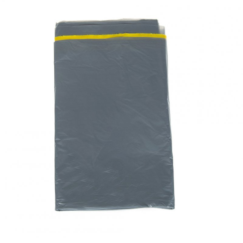 Home Waterproof Dust Cover for Sofa Bedside Tea Table Dustproof Cloth gray_2.74m * 3.66m