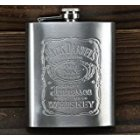 Portable 7oz Stainless Steel Hip Flask