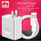 Huawei USB Superfast Chargerr With Cable