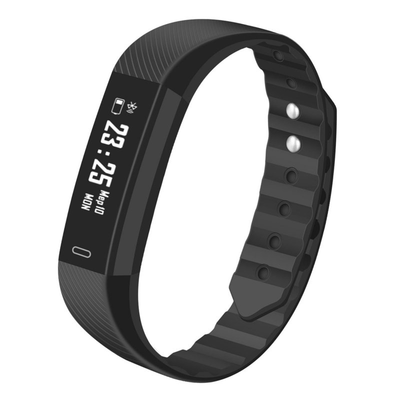 IP67 Bracelet (WITH Heart Rate, Black)