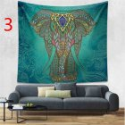 Indian Decor Mandala Tapestry Wall Hanging