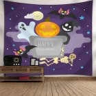 Indian Tapestry Wall Hangings Fun Halloween Pumpkins Home Decor Tapestries 15_150*130
