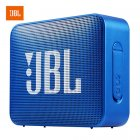 JBL GO2 Wireless Bluetooth Speaker Waterproof Outdoor Portable Car Sports Bass Sound with Mic blue