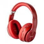 Original EDIFIER W820BT Bluetooth Headphones CSR Technology Foldable Wireless Earphone Dual Batteries 80 Hours Playback red