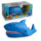 Joke Electric Biting Shark Bite Finger Selachimorpha Bar Game Kids Children Funny Gags Educational Toy Gift Biting shark