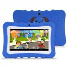 Kawbrown KB 07Tab 7 Inch Android Tablet with Protective Case 512MB RAM 4GB  blue 512MB 8GB