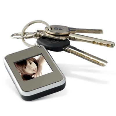 Keychain Mini Digital Photo Frame
