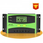 LCD Display Solar Regulator Smart Solar Charge Controller for Street Road Lighting