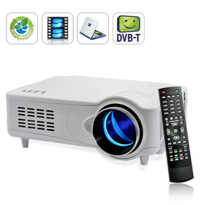 LED Projector with DVB-T - MediaMax Pro W