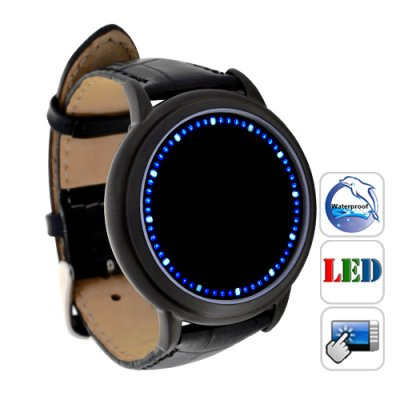 Abyss Touchscreen LED Watch