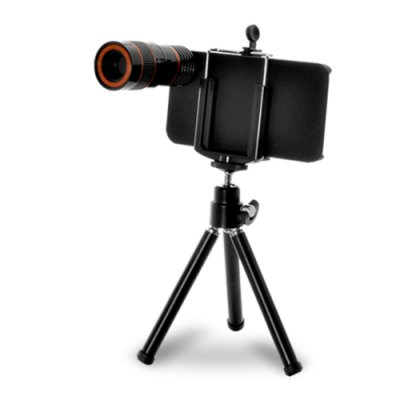 8X Optical Zoom Lens for iPhone