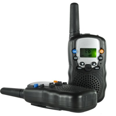 2.5km Long Range Walkie Talkies