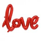 Love Foil Balloon Wedding Anniversary Party Decoration Valentines