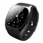 M26 Bluetooth Touch Screen Smart Watch -Black