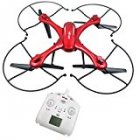 MJX X102H RC Quadcopter X101 Drone Red