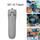 MT-10 Desktop Tripod Plastic Mini Portable for Camera Mobile Phone black