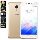 Buy Meizu M3 Note Smartphone - Fingerprint Scanner, 5.5 Inch FHD Display, Octa Core CPU, 2GB RAM, Android OS, 13MP Camera (Gold)