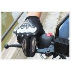 Motorcycle Mesh Gloves Full Finger Ergonomic
