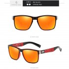 Men Fashion Polarized Sunglasses for Outdoor Sports Driving  P1518