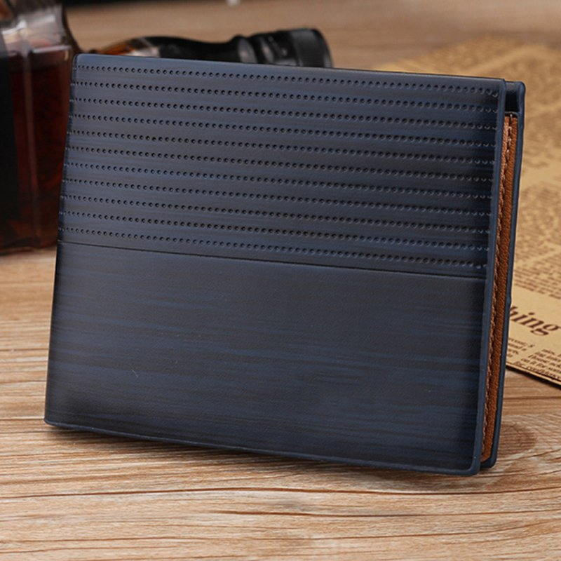 Men Leisure Wallet PU Leather