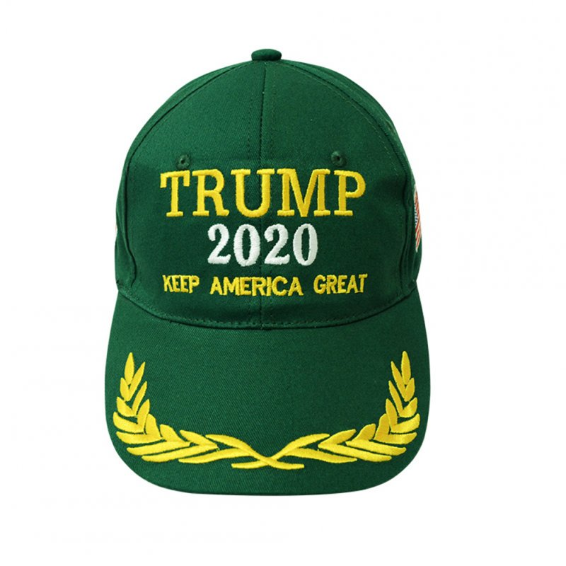 Men/Women Peaked Cap Hat Baseball Hat -Green