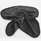 Microfiber Twist Car Wash Towel Professional Car Cleaning Drying Cloth Towels for Cars Washing Black_40 * 40CM