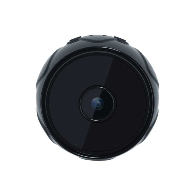 Mini Camera WIFI Camera Wireless Smartphone Network Camera Home Digital Infrared Night Vision black