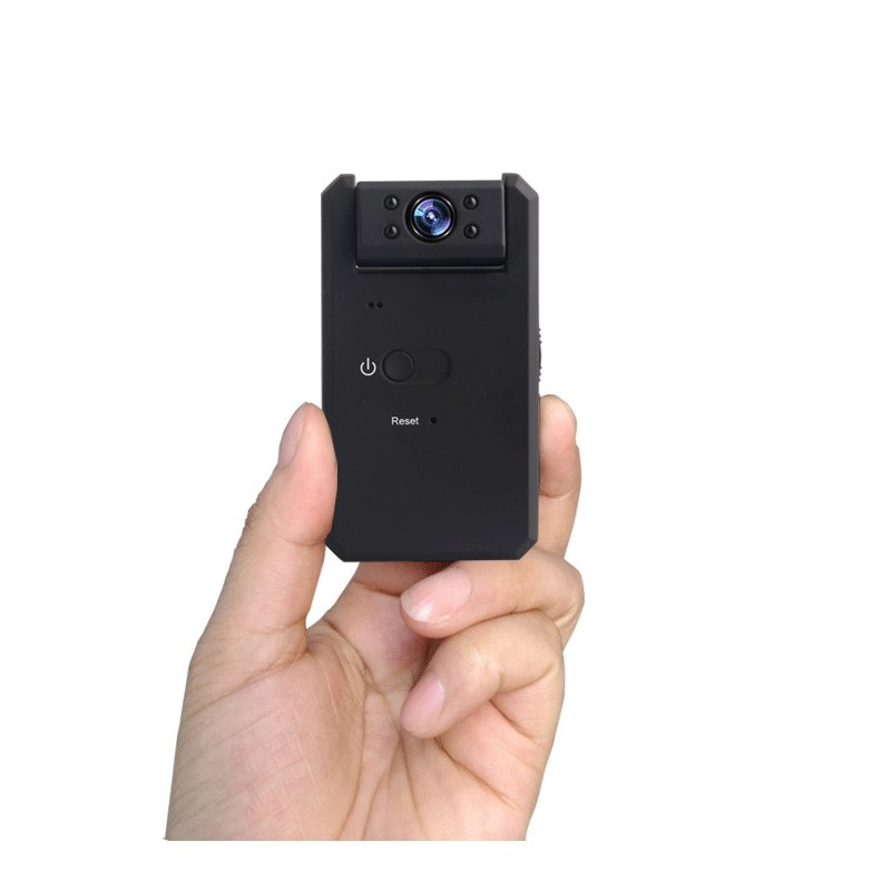 1080P Detection Mini Camcorder Camera Black