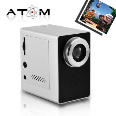 Ultra Mini Projector - The Atom