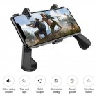 Mobile Gamepad Controller Phone Triggers Joystick For IPhone Android black