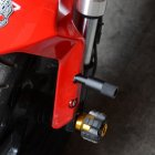 Motorcycle Lamp Extension Bracket External Headlamp Holder