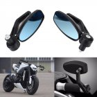 Motorcycle Rearview Mirror 7/8