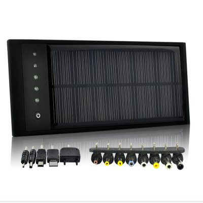 12000mAh Solar Charger and Battery