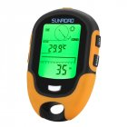 Buy Sunroad FR500 Multifunction Outdoor Altimeter - Barometer, Compass, Thermometer, Hygrometer, LED Torch, IPX4