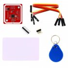 NFC RFID Reader and Writer Controller Shield Kits for Arduino PN532  red