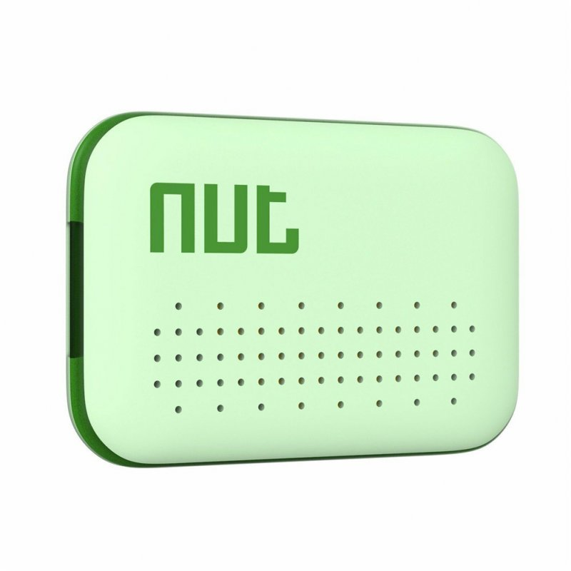 NUT Mini Bluetooth 4.0 Smart Finder Anti-lost Wireless Tracker Low Power for Key Mobile Phone green