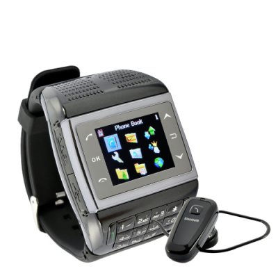 Panther Mobile Phone Watch